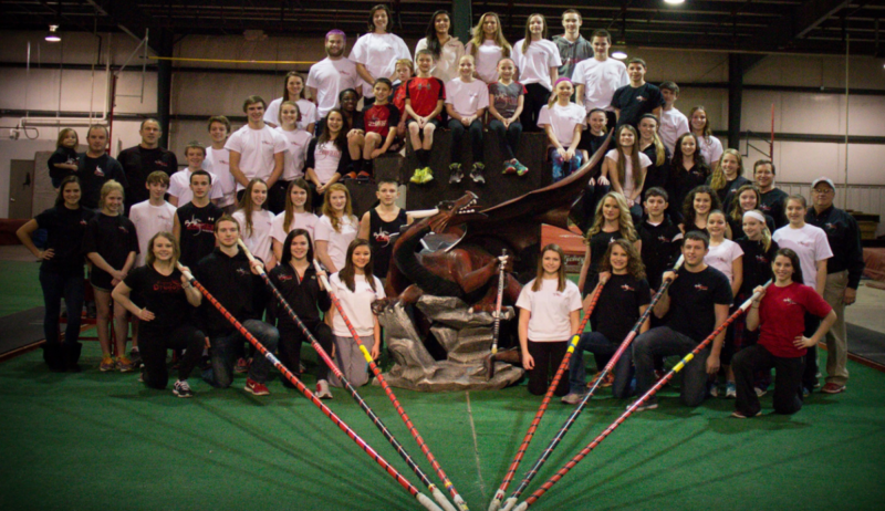 Flying Dragons Vaulters